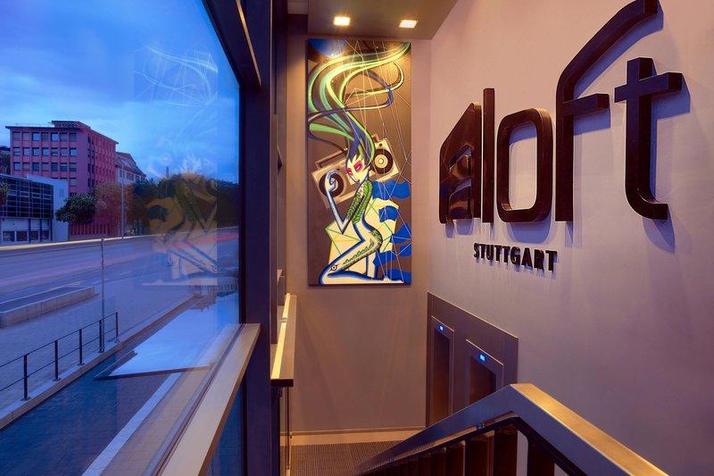 Aloft Stuttgart-Lobby Entrance<br/>Image from Leonardo