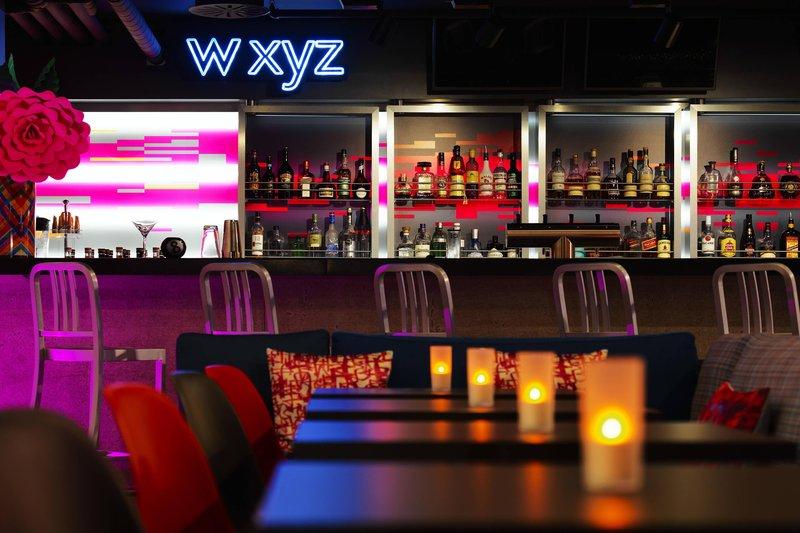 Aloft Stuttgart-WXYZ Bar Detail<br/>Image from Leonardo
