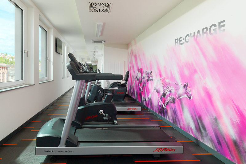 Aloft Stuttgart-Re:charge Gym<br/>Image from Leonardo