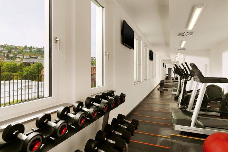 Aloft Stuttgart-Recharge Gym<br/>Image from Leonardo