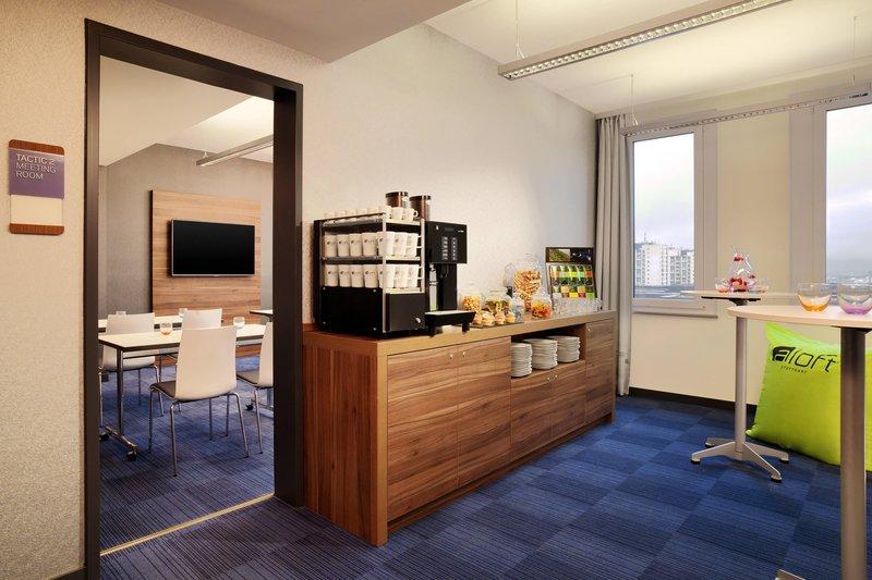 Aloft Stuttgart-Tactic Meeting Coffee break<br/>Image from Leonardo