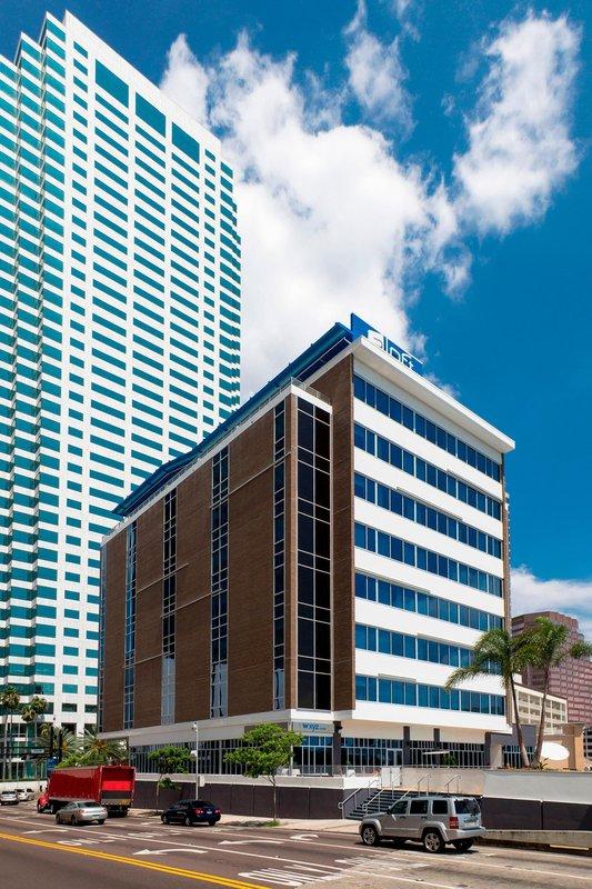 Aloft Tampa Downtown-Exterior<br/>Image from Leonardo