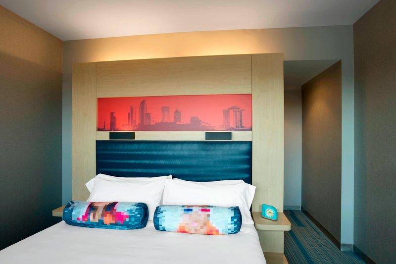 Aloft Tampa Downtown-Aloft King Guest Room<br/>Image from Leonardo