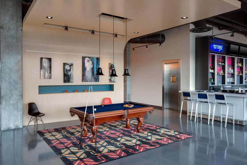 Aloft Tampa Downtown-Re:mix Lounge<br/>Image from Leonardo