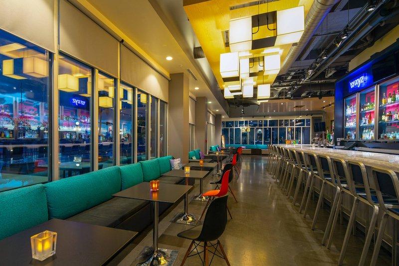 Aloft Tampa Downtown-W XYZ Bar & Lounge<br/>Image from Leonardo