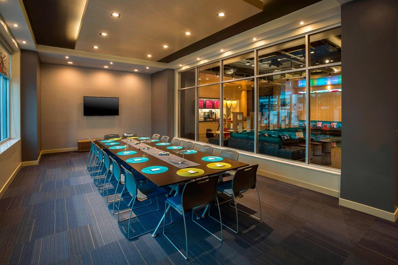 Aloft Tampa Downtown-Tactic<br/>Image from Leonardo