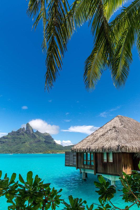 St Regis Resort Bora Bora - Overwater Villa <br/>Image from Leonardo
