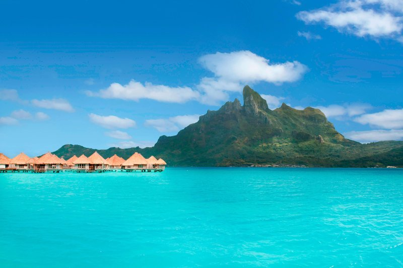 St Regis Resort Bora Bora - Overwater Villas <br/>Image from Leonardo