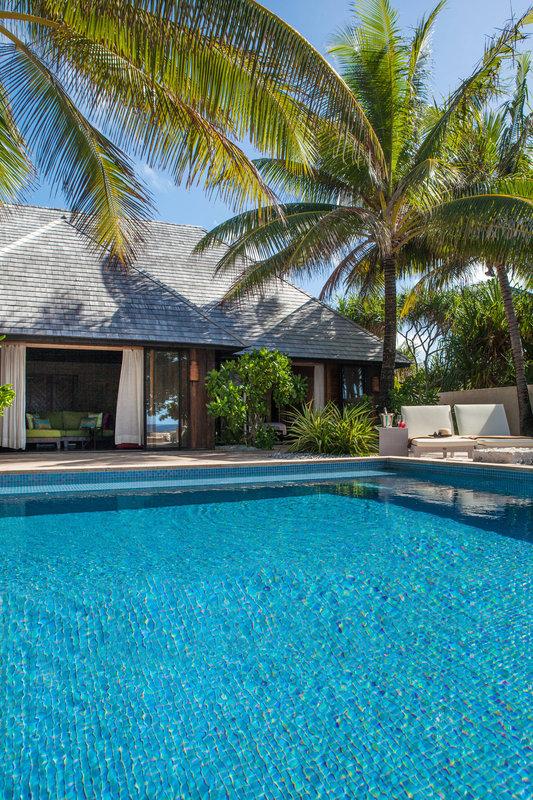 St Regis Resort Bora Bora - Royal Beach Villa Pool <br/>Image from Leonardo