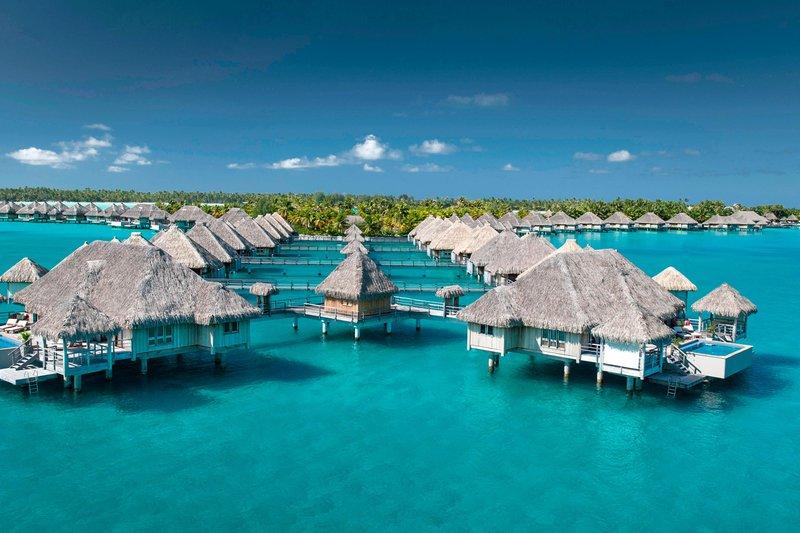 St Regis Resort Bora Bora - Royal Overwater Villa <br/>Image from Leonardo
