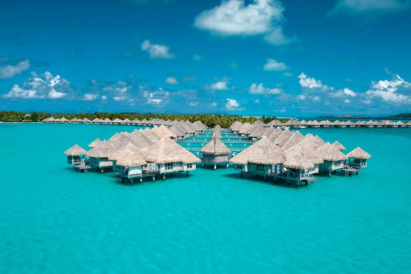 St Regis Resort Bora Bora - Superior Overwater Villa <br/>Image from Leonardo