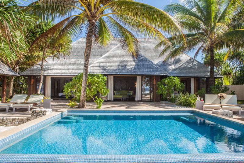 St Regis Resort Bora Bora - Reefside Royal Garden Two-Bedroom Villa with Pool <br/>Image from Leonardo