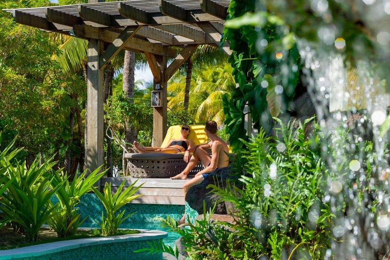 St Regis Resort Bora Bora - Oasis Pool <br/>Image from Leonardo