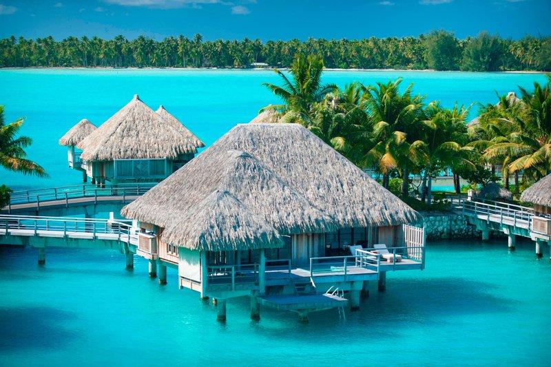 St Regis Resort Bora Bora - Premium Overwater Villa <br/>Image from Leonardo