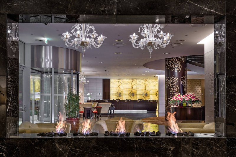 Grand Hotel River Park; a Luxury Collection Hotel-Lobby and Reception Area<br/>Image from Leonardo