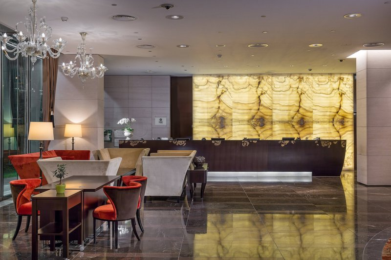 Grand Hotel River Park; a Luxury Collection Hotel-Reception<br/>Image from Leonardo