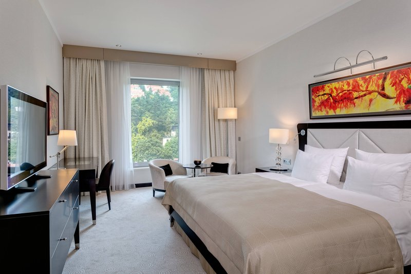 Grand Hotel River Park; a Luxury Collection Hotel-King Guest Room - Castle Hill View<br/>Image from Leonardo