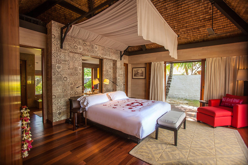 St Regis Resort Bora Bora - Reefside Garden Villa with Pool <br/>Image from Leonardo