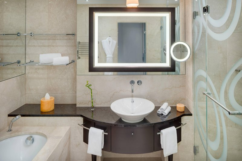 Grand Hotel River Park; a Luxury Collection Hotel-Guest Bathroom<br/>Image from Leonardo