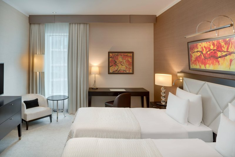 Grand Hotel River Park; a Luxury Collection Hotel-Twin/Twin Deluxe Suite - Bedroom<br/>Image from Leonardo