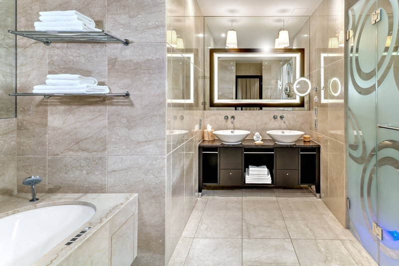 Grand Hotel River Park; a Luxury Collection Hotel-Suite - Bathroom<br/>Image from Leonardo
