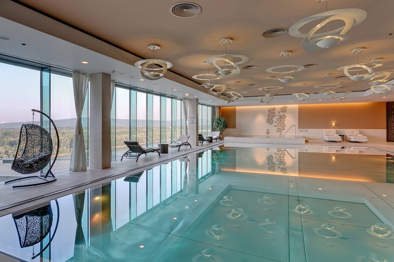 Grand Hotel River Park; a Luxury Collection Hotel-Zion Spa Pool<br/>Image from Leonardo