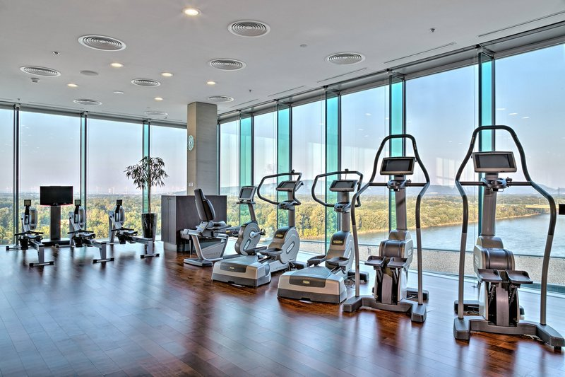 Grand Hotel River Park; a Luxury Collection Hotel-Fitness Centre<br/>Image from Leonardo
