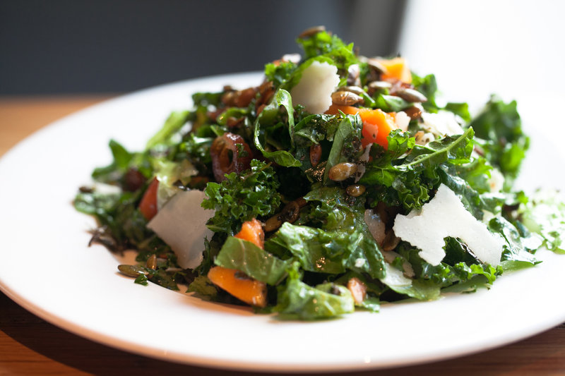 Aloft Chicago City Center-Beatrix - Crispy Kale Salad<br/>Image from Leonardo
