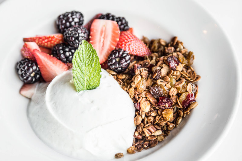 Aloft Chicago City Center-Beatrix - Homemade Greek Yogurt<br/>Image from Leonardo