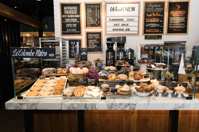 Aloft Chicago City Center-Beatrix - Pastry Case<br/>Image from Leonardo