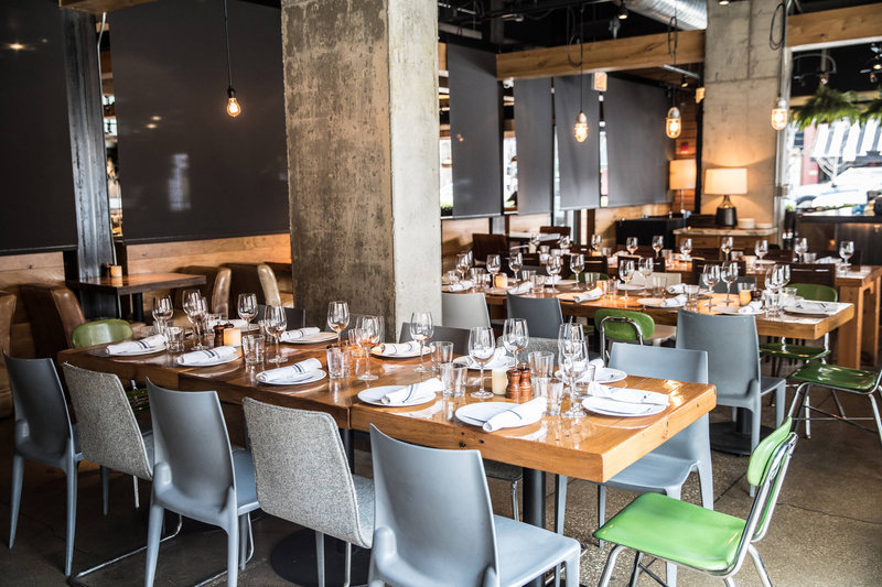 Aloft Chicago City Center-Beatrix Private Dining Area<br/>Image from Leonardo