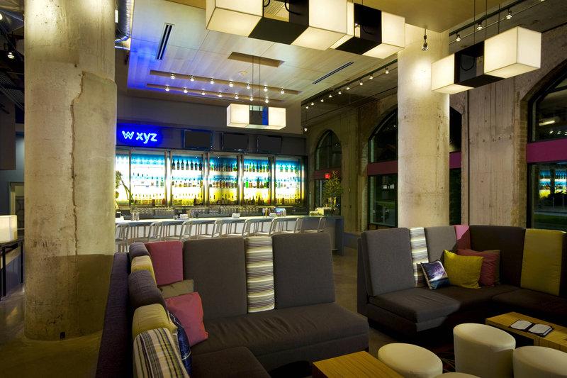 Aloft Dallas Downtown-Re:mix Lounge & W XYZ Bar<br/>Image from Leonardo