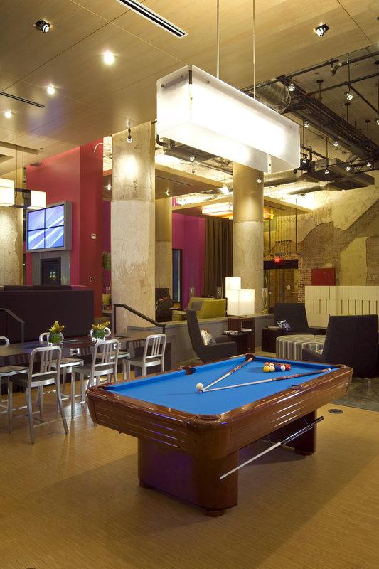 Aloft Dallas Downtown-Re:mix Lounge<br/>Image from Leonardo