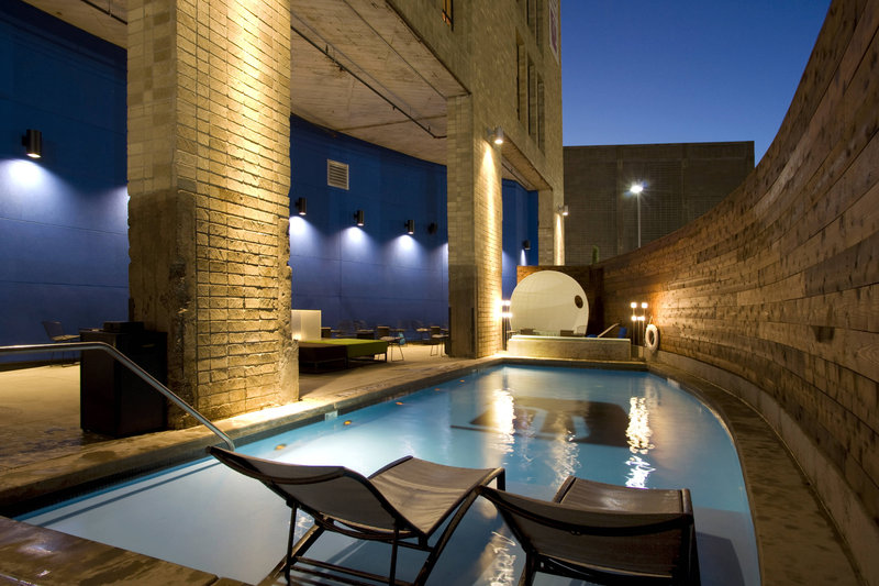 Aloft Dallas Downtown-Splash Pool<br/>Image from Leonardo