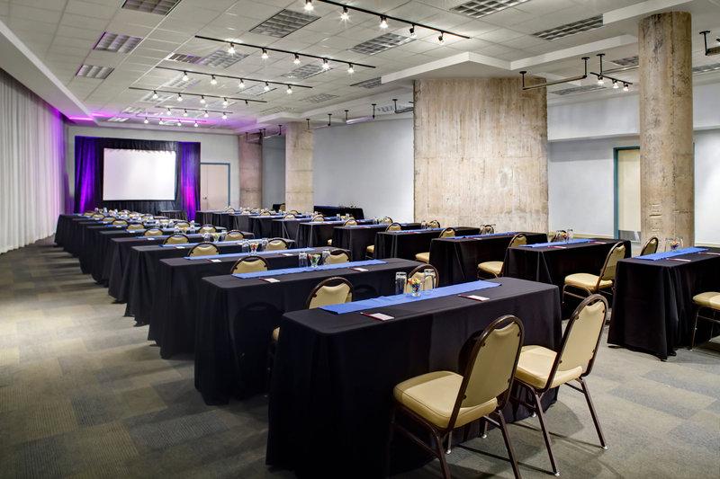 Aloft Dallas Downtown-the pads - Classroom Setup<br/>Image from Leonardo