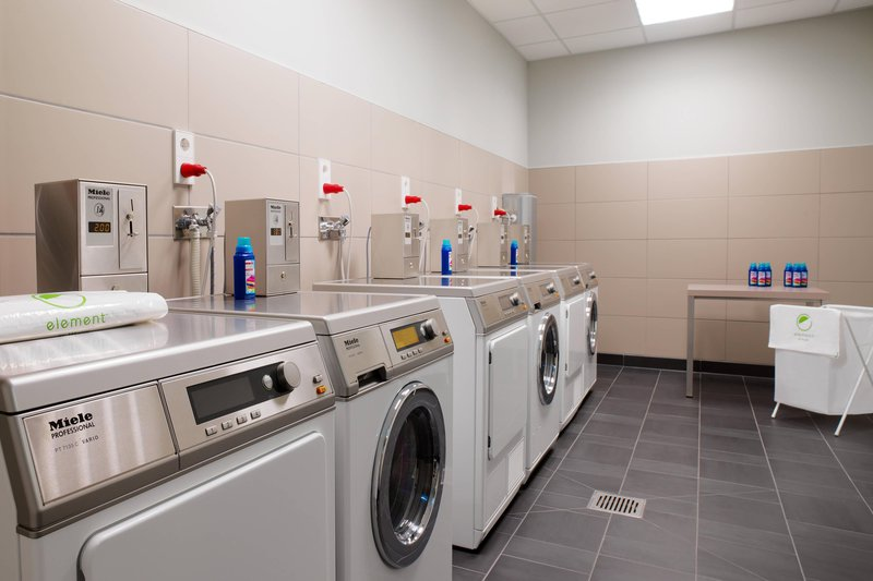 Element Frankfurt Aiport-Guest Laundry<br/>Image from Leonardo