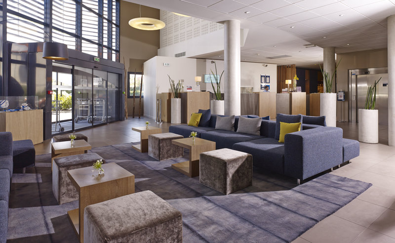 Holiday Inn Express Toulouse Airport-Warm and friendly staff is available 24 hours a day<br/>Image from Leonardo