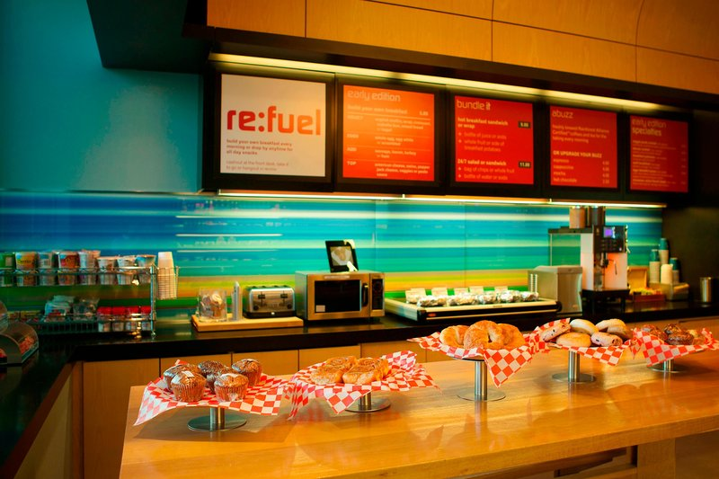 Aloft Minneapolis-Re:fuel Coffee House<br/>Image from Leonardo