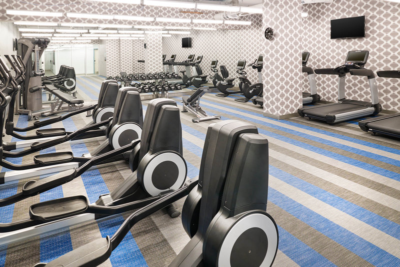 Aloft Louisville Downtown-Fitness Center<br/>Image from Leonardo
