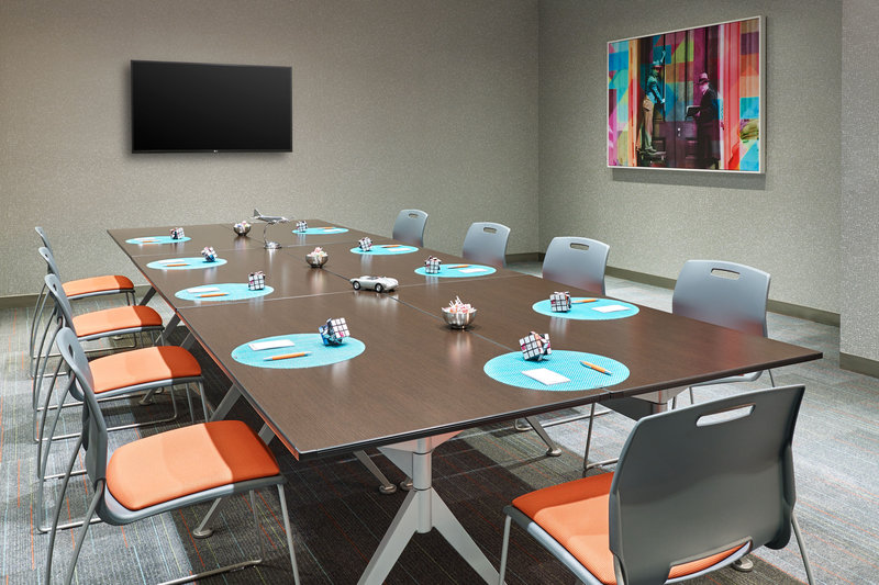 Aloft Louisville Downtown-Boardroom<br/>Image from Leonardo