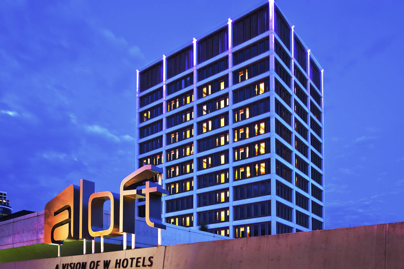 Aloft Tulsa Downtown-Exterior<br/>Image from Leonardo