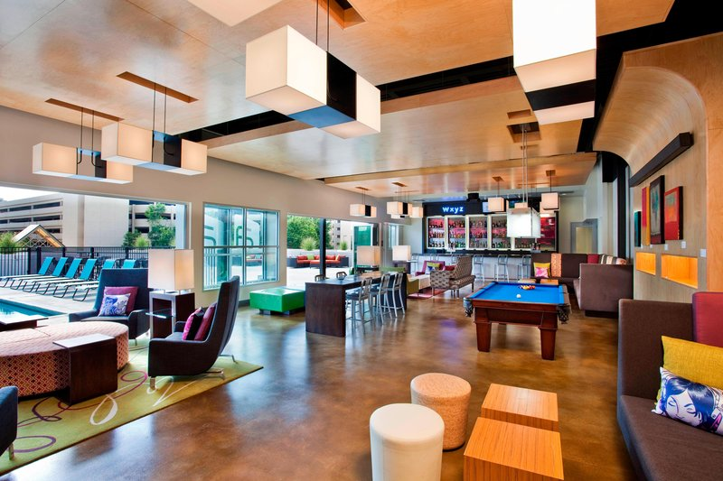 Aloft Tulsa Downtown-Re:mix lounge/ W XYZ Bar<br/>Image from Leonardo