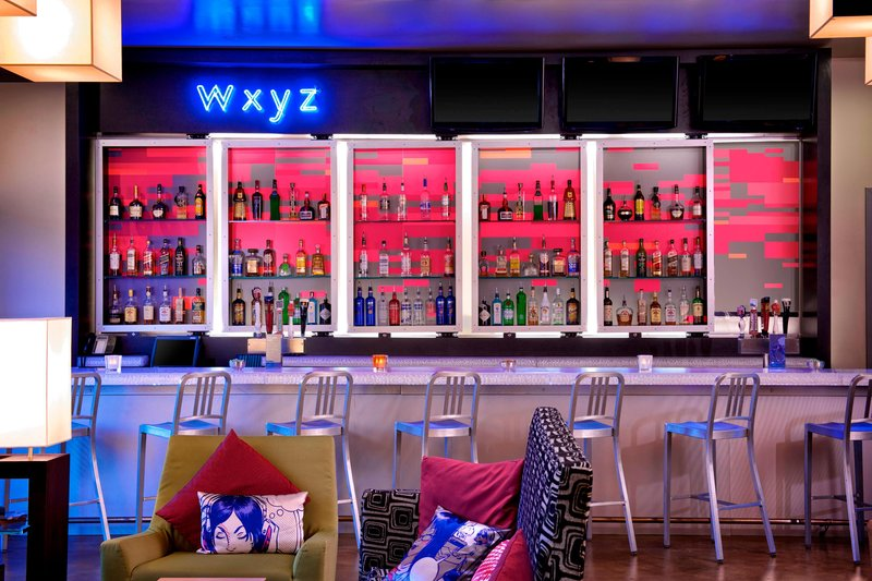 Aloft Tulsa Downtown-W XYZ® bar<br/>Image from Leonardo