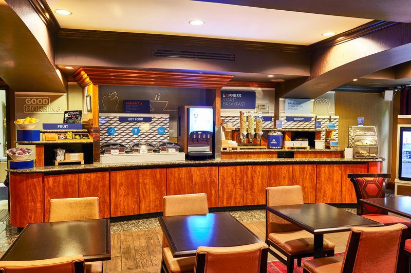 Holiday Inn Express & Suites Vineland Millville-New Breakfast bar<br/>Image from Leonardo