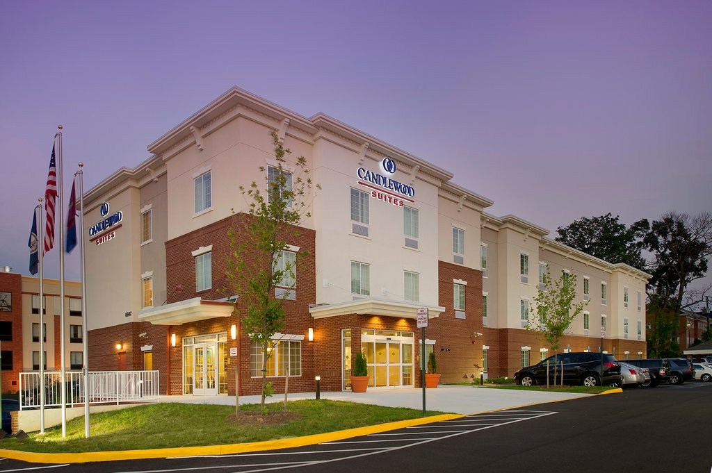 Candlewood Suites Alexandria - Fort Belvoir-Hotel Exterior<br/>Image from Leonardo