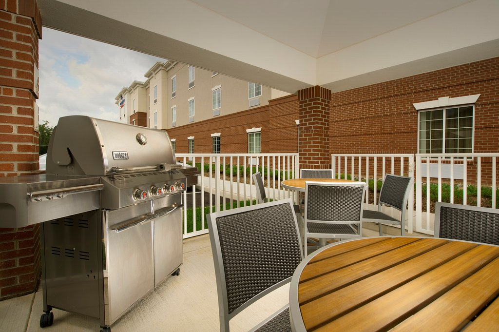 Candlewood Suites Alexandria - Fort Belvoir-Enjoy the warmer months at our Grilling Gazebo<br/>Image from Leonardo