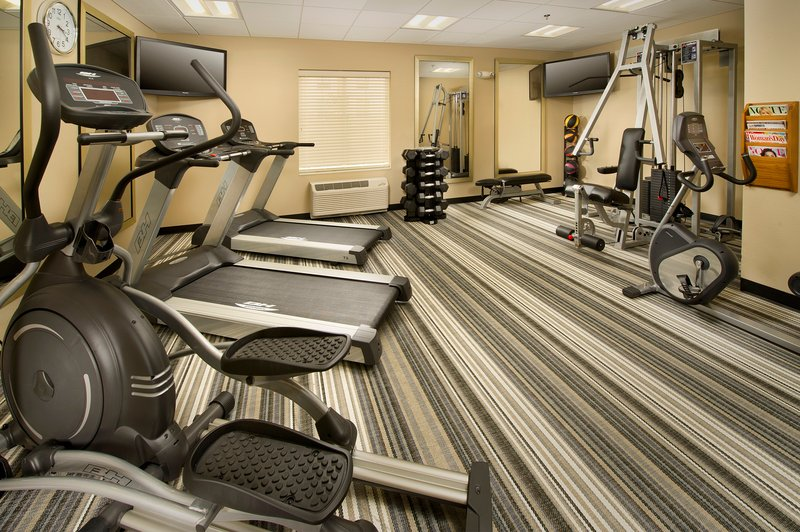 Candlewood Suites Alexandria - Fort Belvoir-Maintain your workout routine in our 24-hour fitness center.<br/>Image from Leonardo