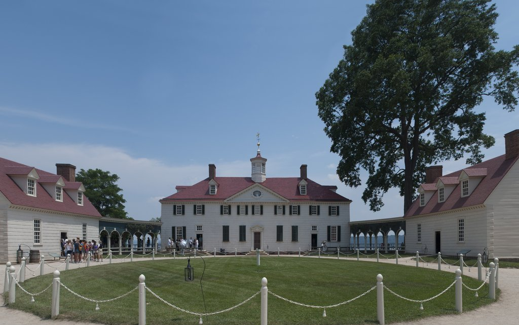 Candlewood Suites Alexandria - Fort Belvoir-Visit Mount Vernon, the home of President George Washington.<br/>Image from Leonardo