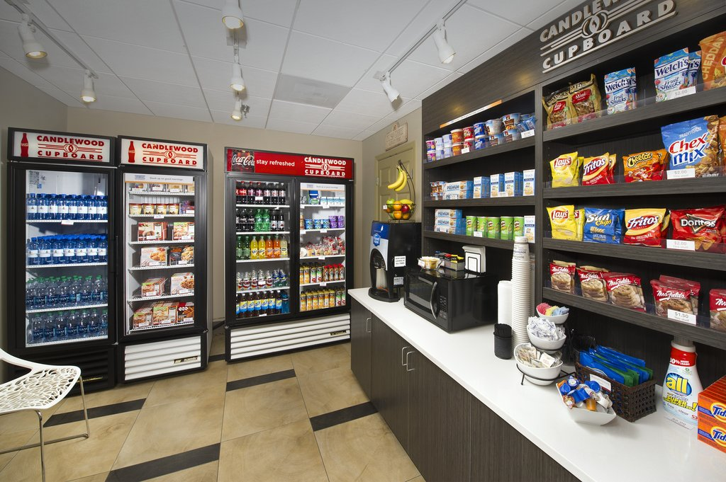 Candlewood Suites Alexandria - Fort Belvoir-Pick up a snack or beverage at our 24-hour Candlewood Cupboard<br/>Image from Leonardo