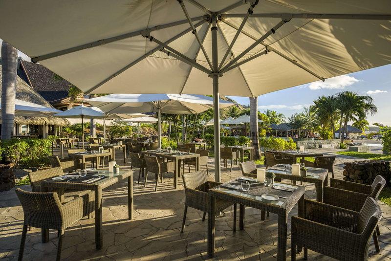 Intercontinental Moorea Resort-Fare Hana Restaurant<br/>Image from Leonardo